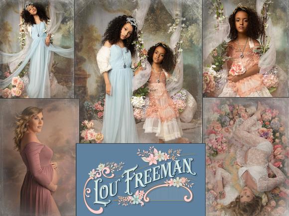 Lou Freeman Portrait