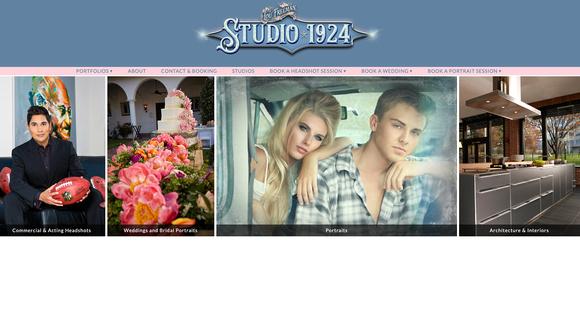 studio-1924 webpage