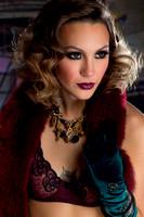 ©Lou Freeman, makeup Nicki Frazier,styling Lou Freeman, Look Fabulous edu. videos