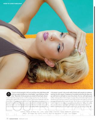 ©Lou Freeman, Range Finder Magazine