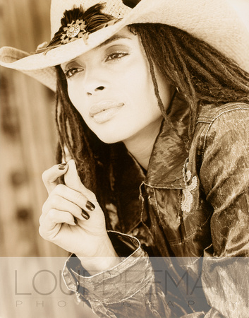 Lisa Bonet Honey Magazine